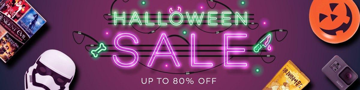 Halloween Sale Philippines