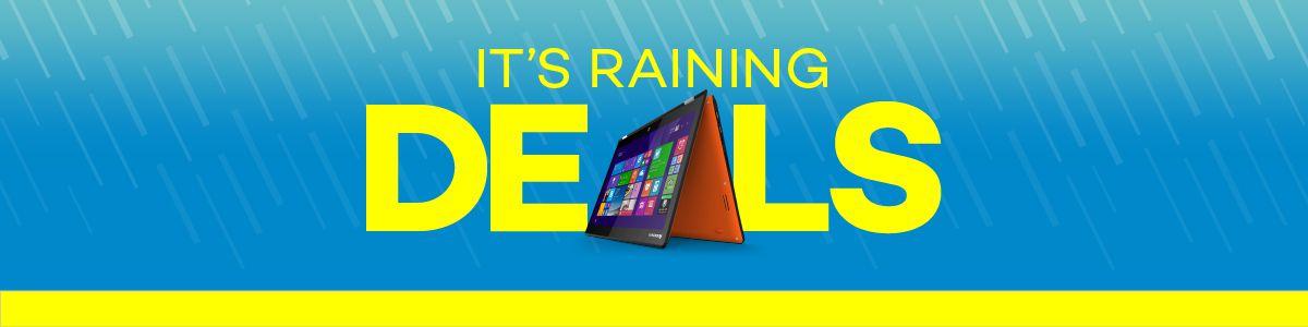 Rainy Season Sale in Philippines