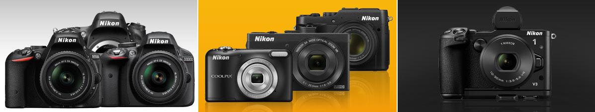 Nikon cameras long