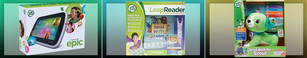 leap frog brand