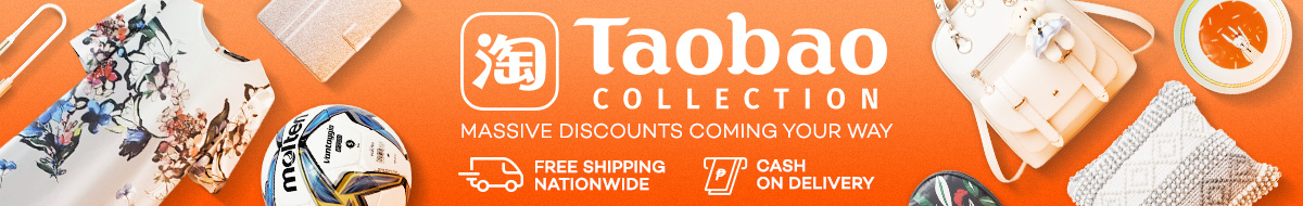 Taobao Collection at Lazada Philippines