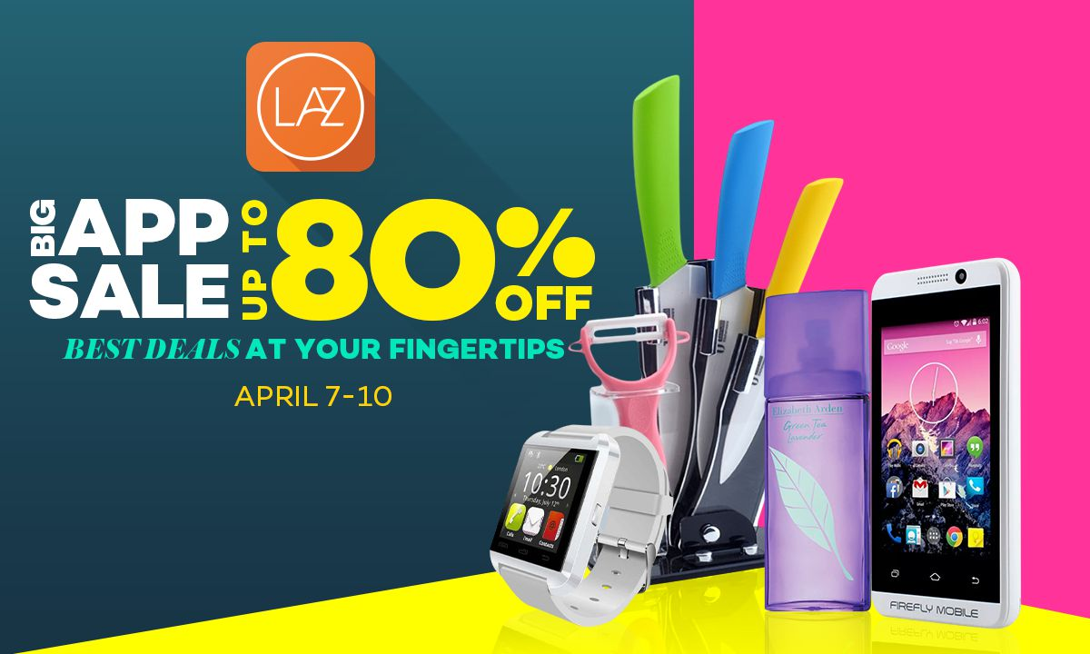 Top categories, brand deals and flash sales will also be available  exclusively on the mobile app. Visit www.lazada.com.ph or download the  Lazada mobile app ...