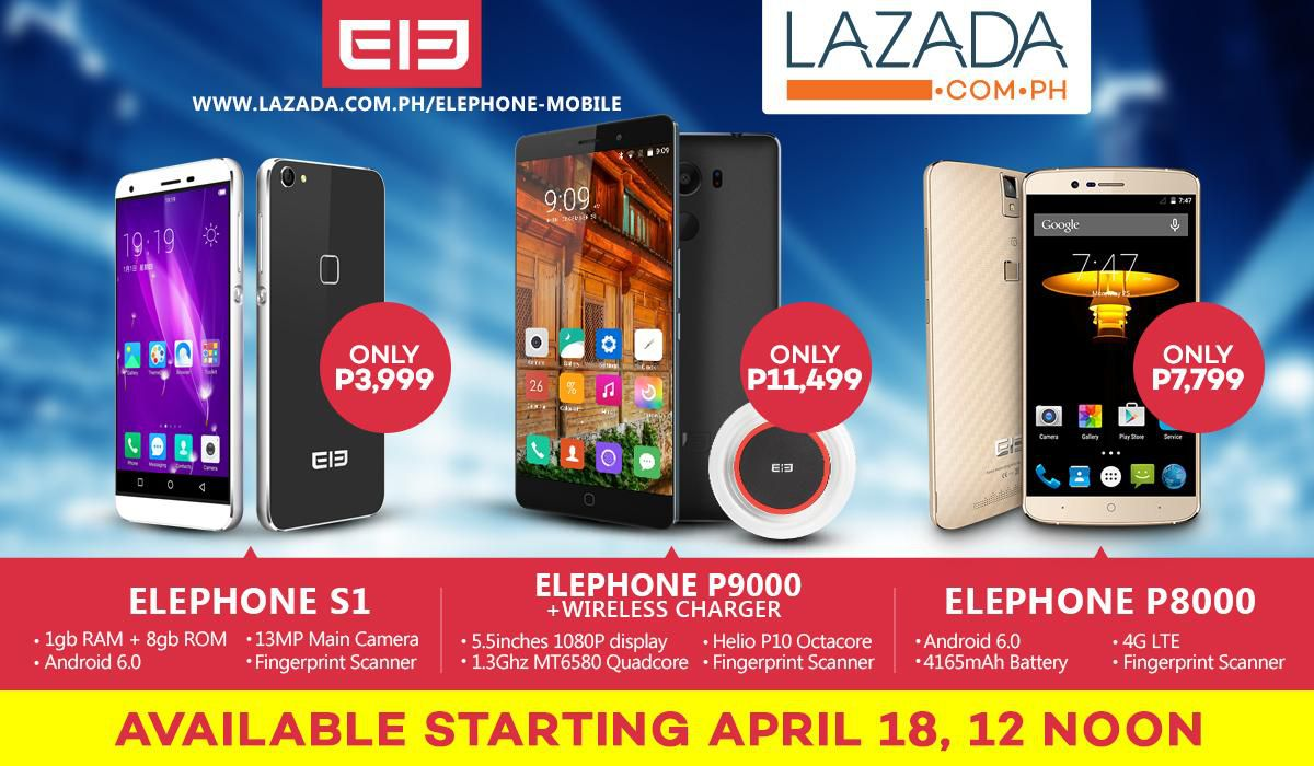 Mens jacket lazada - Smartphone Brand Elephone Arrives In The Philippines Exclusively Through Online Retail Giant Lazada