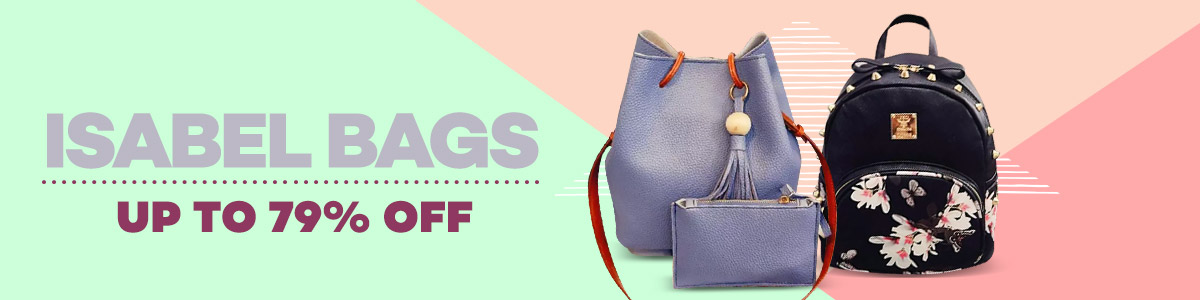 Isabel Bags Philippines