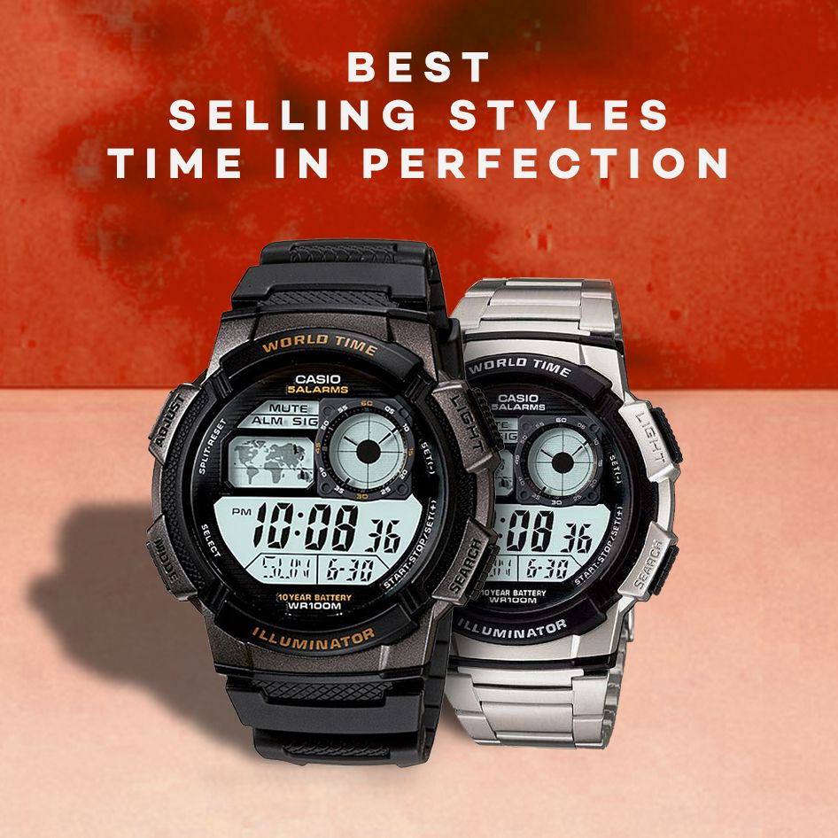 Casio Watches Philippines Casio Wristwatches For Sale