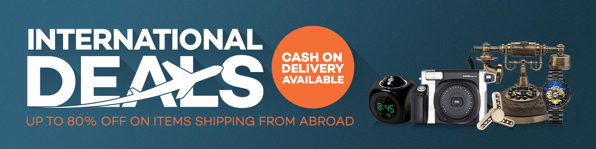 International Deals Philippines