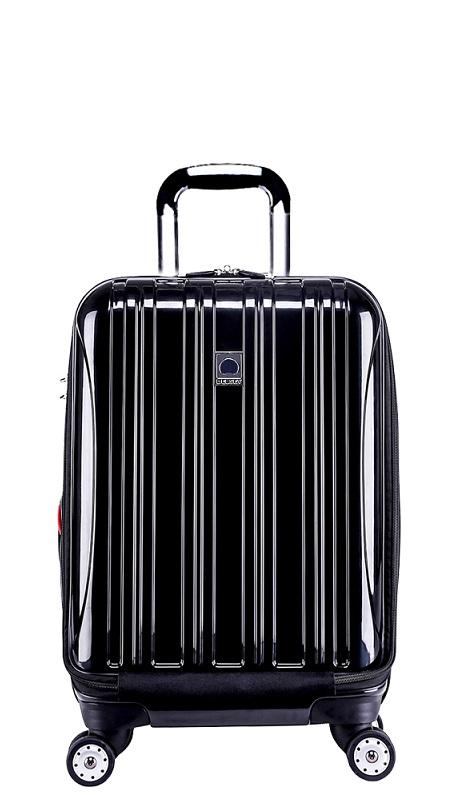 delsey helium aero hard case 71 25 spinner luggage black lazada ph. Black Bedroom Furniture Sets. Home Design Ideas