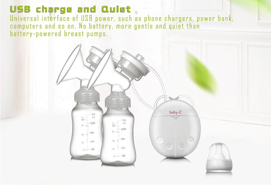 manual and electric breast pump
