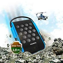 drop test, shockproof, military-grade, external storage, hard drive, hdd, HD720, ADATA