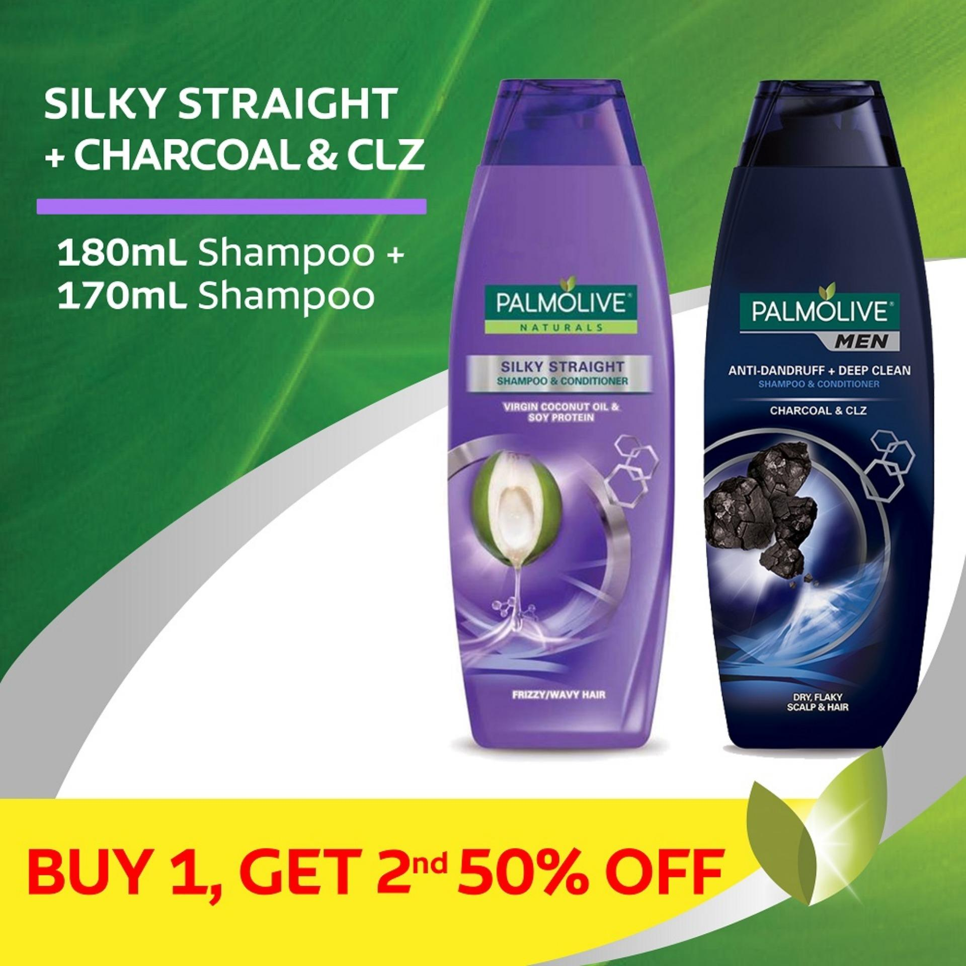Palmolive Naturals Healthy Smooth Cream Conditioner Normal Hair Sunsilk Shampoo Damage Treatment 170ml Silky Straight 180ml Men Anti Dandruff Deep Clean