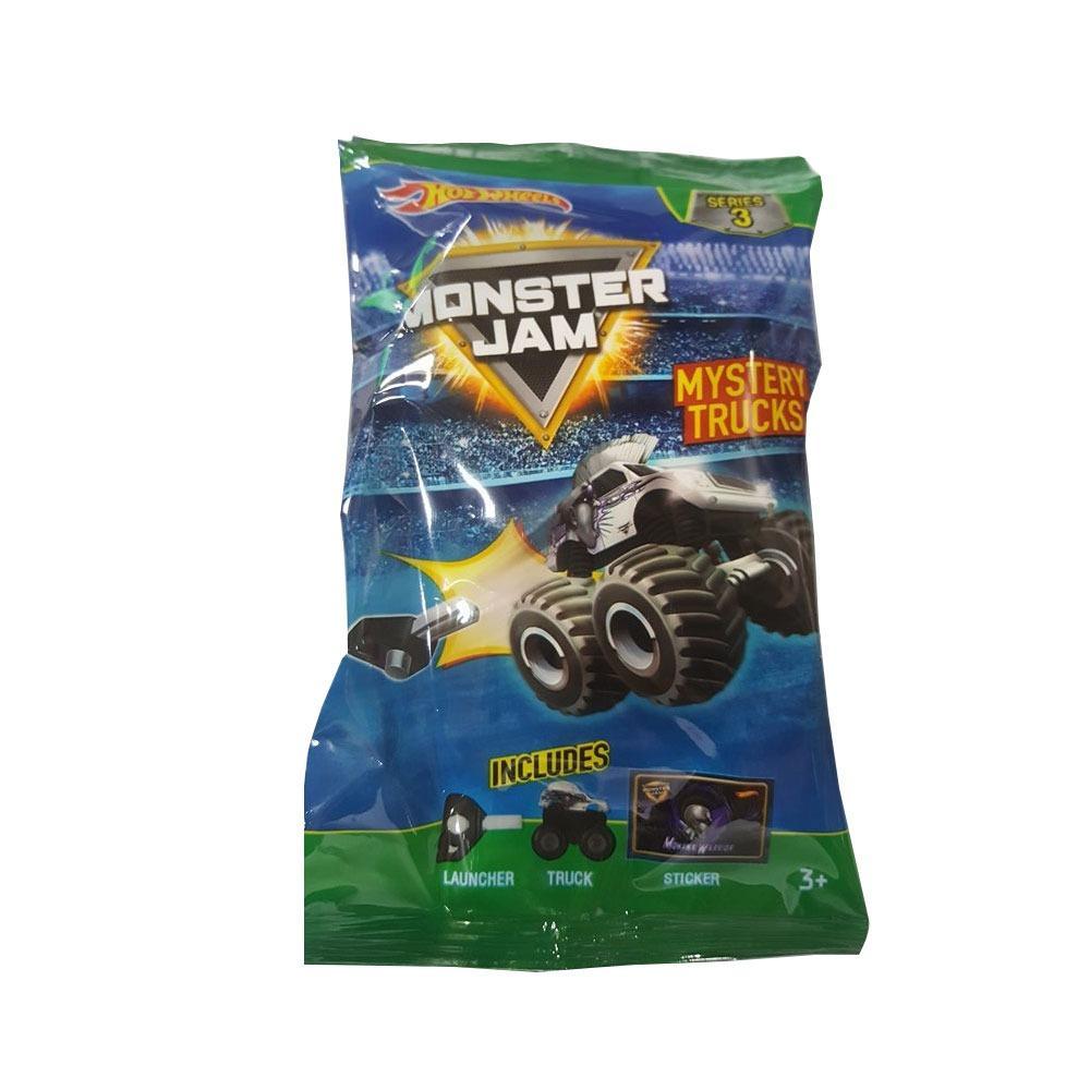 Hot Wheels Monster Jam Mistery Minis Blind Assortment