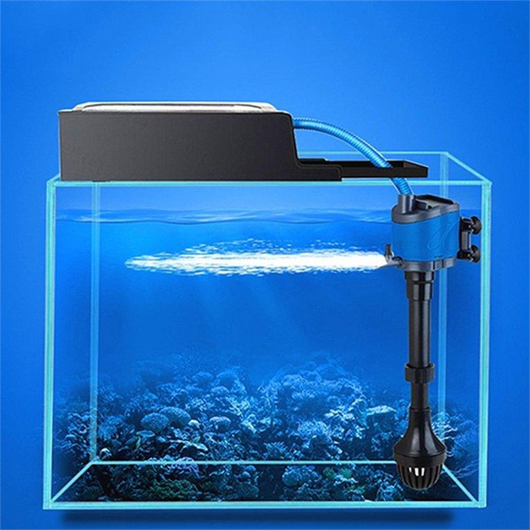 3 in 1 Multifunction Aquarium Filter Filtration Oxygenation Air Water Pump .