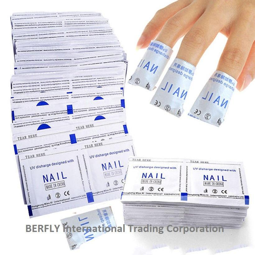 UV NAIL PAD WRAPS REMOVER Philippines