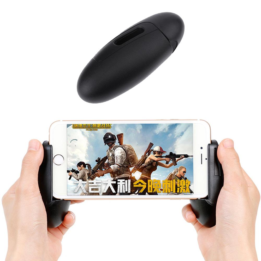 Gamepad Handle Wireless Gaming Trigger Controller for PUBG Rules of Survival (Handle )