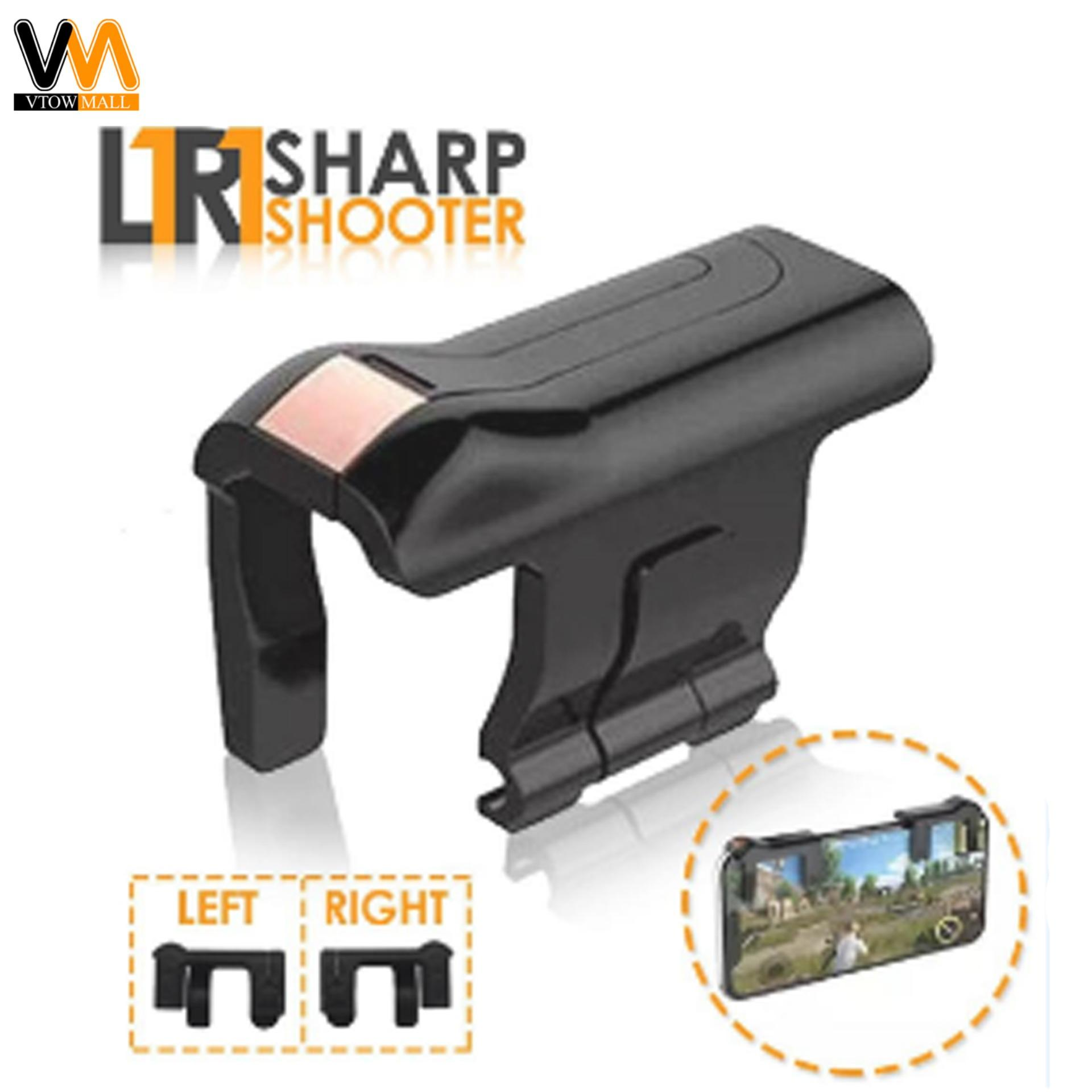 L1r1 Sharp Shooter For Rules Of Survial Philippines Price Specs L1 R1 Pubg Mobile Joystick Rule Survival Versi 3