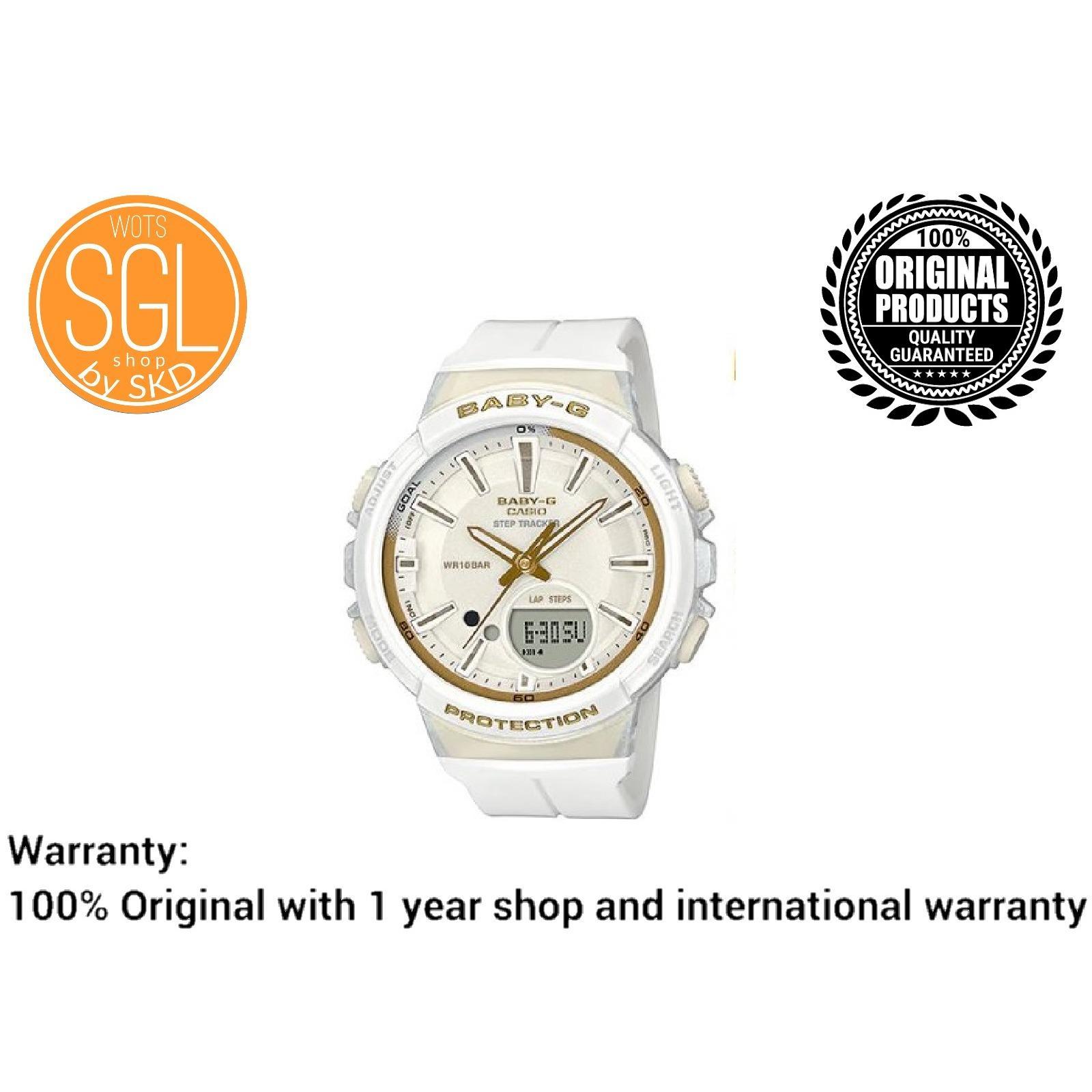 Casio Baby G Ba 110tr 7a White Philippines Price Specs Bga 230 7b2 Original Step Tracker Series Watch Bgs100gs 7