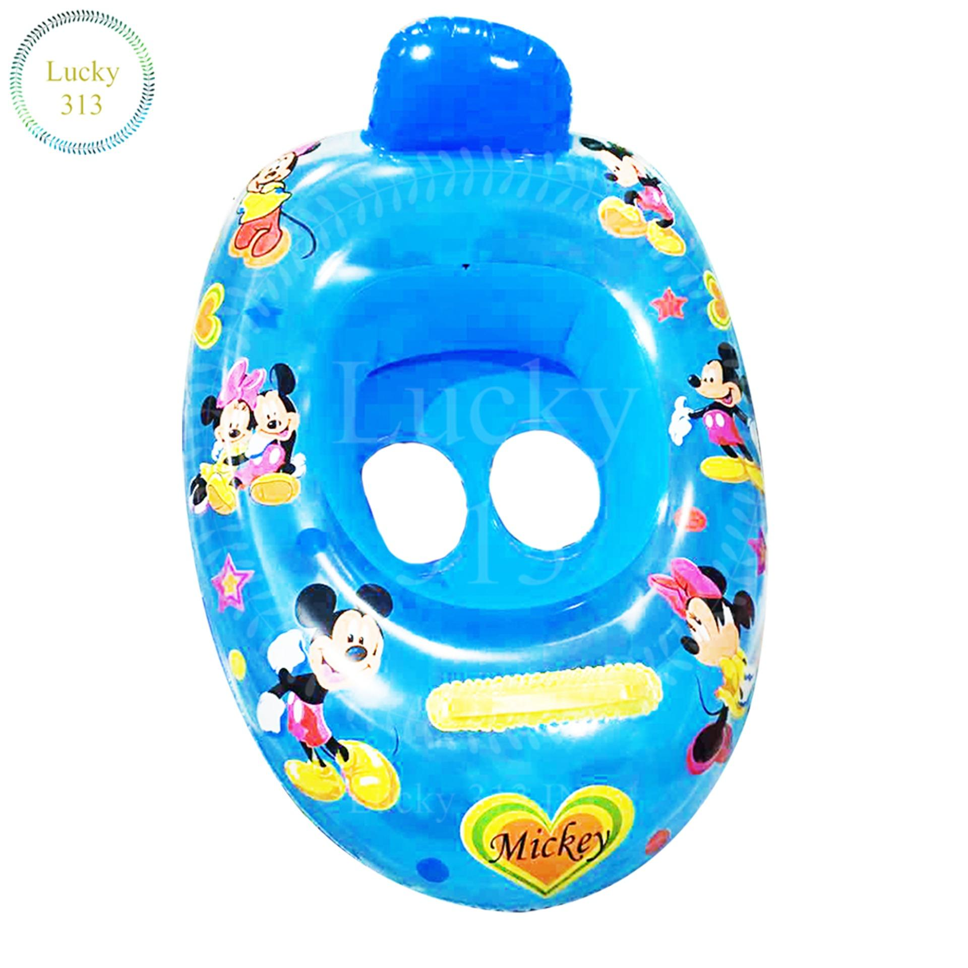The cheapest price Kids Babies Inflatable Pool Swim Ring Seat Float ...