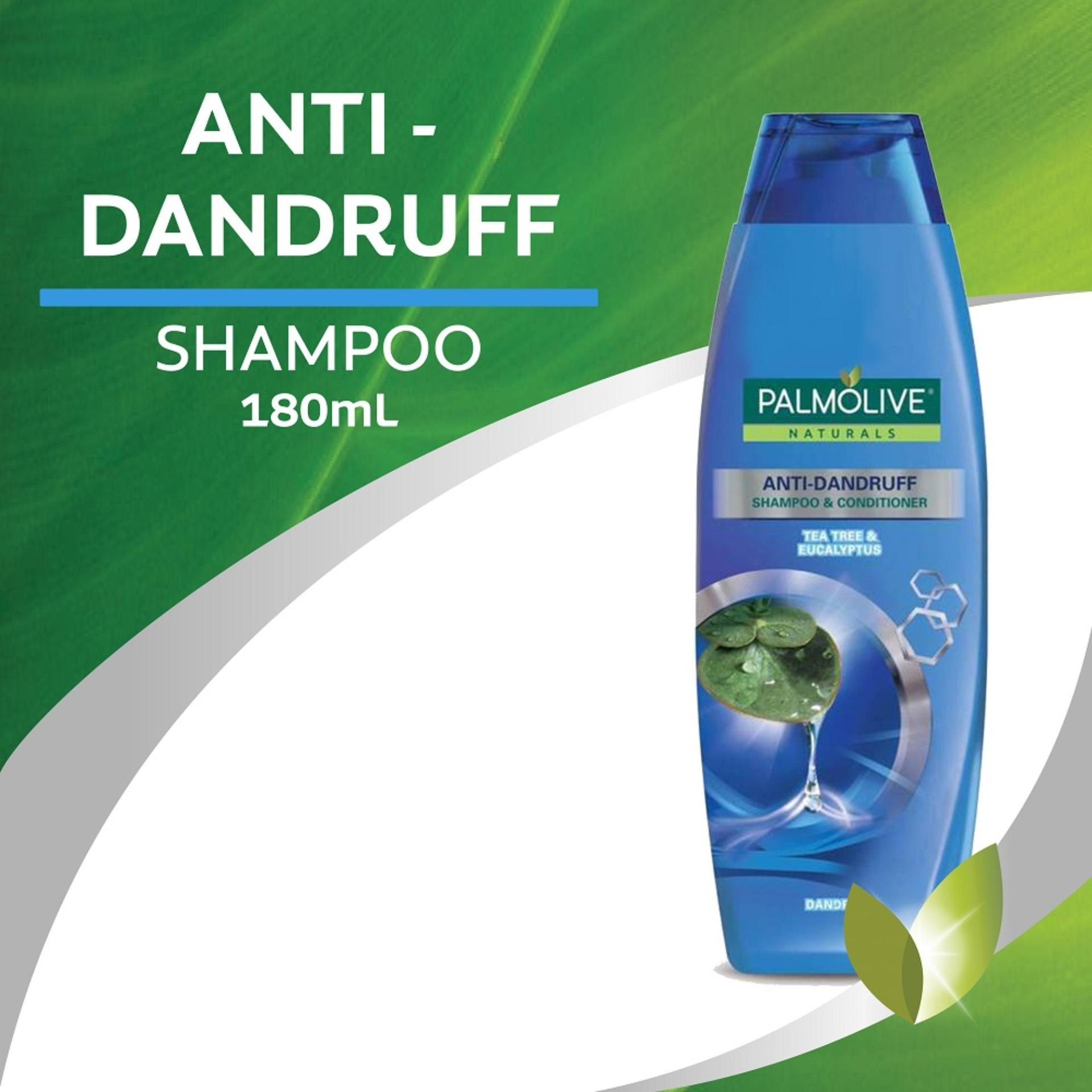 Palmolive Naturals Healthy Smooth Cream Conditioner Normal Hair Sunsilk Shampoo Anti Dandruff 170ml Twin Pack 180ml
