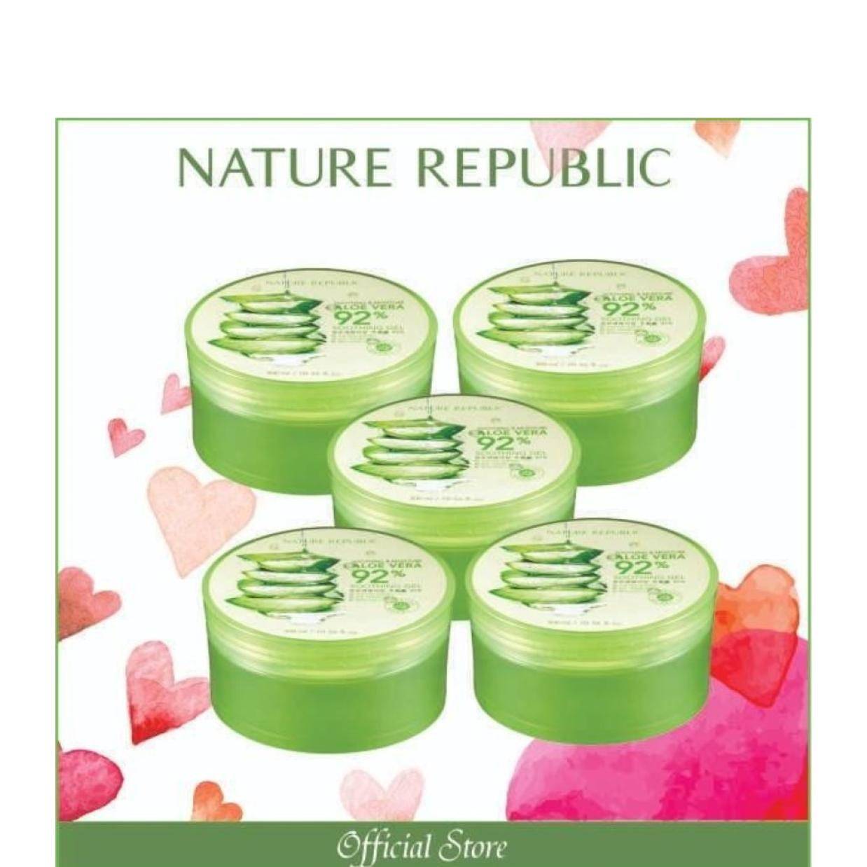 Best Buy Natureoyax Soothing Moisturizing Aloe Vera 98 300ml Prices Nature Republic Jar Gel 300 Ml Authentic And 92