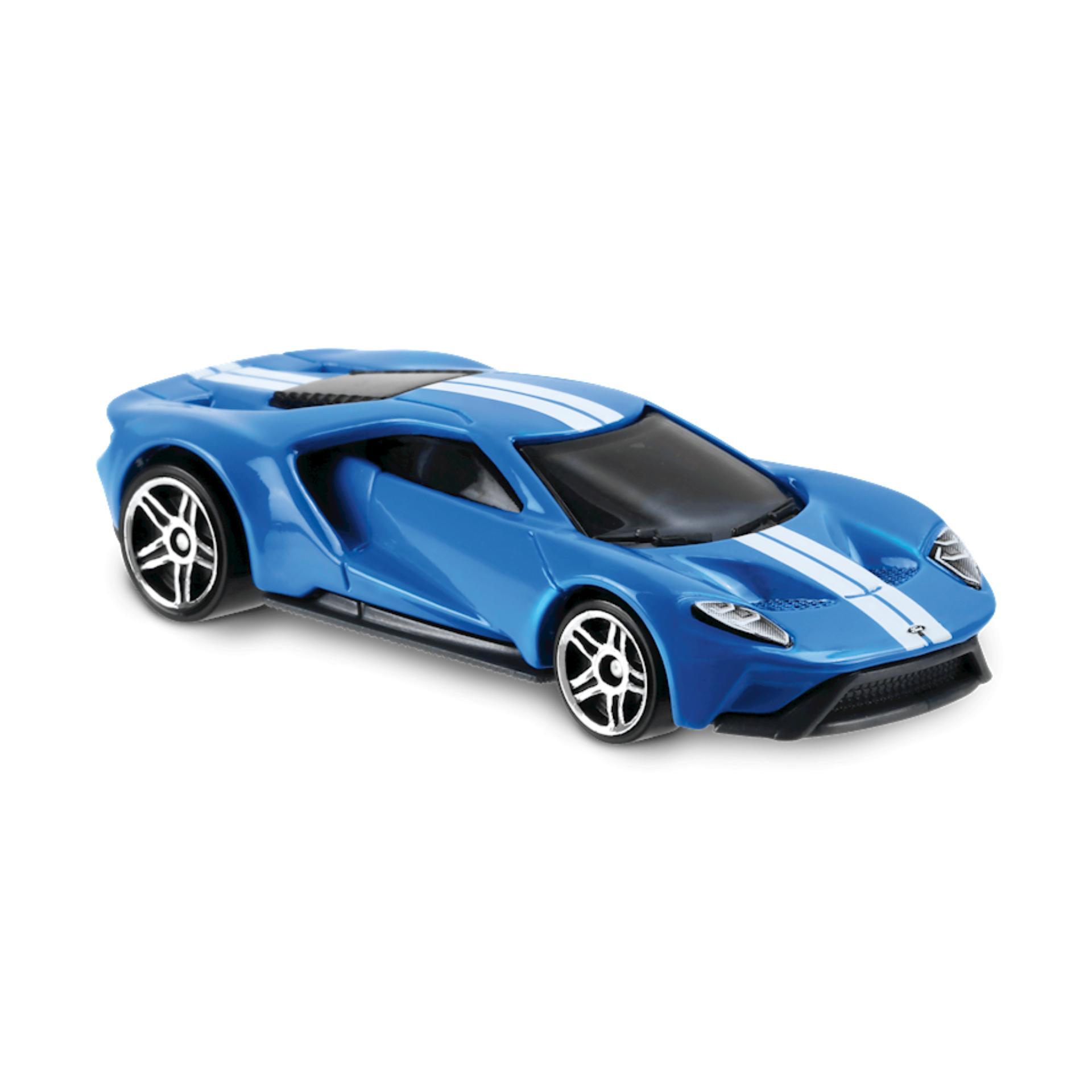 Hot Wheels Basic Car Dc Aefe  Ford Gt