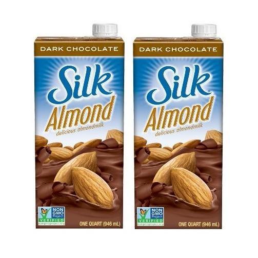 Silk Chocolate Almond Milk Price