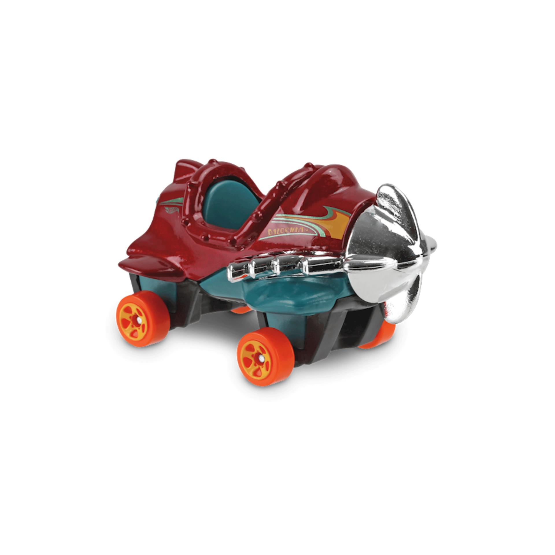 Hot Wheels Basic Car (DC: ADDH) - Bazoomka
