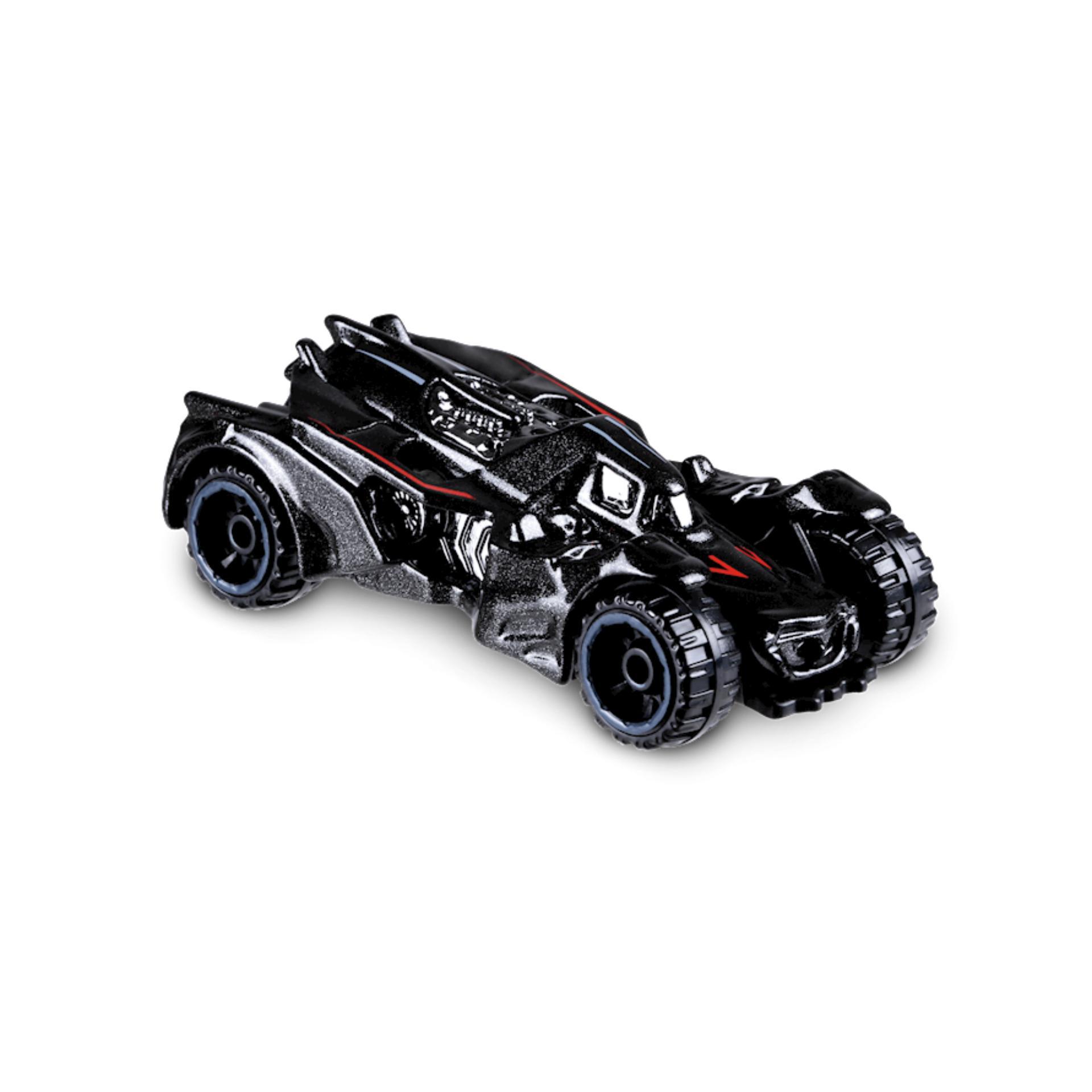 Hot Wheels Basic Car (DC: AEFE) - Batman: Arkham Knight Batmobile