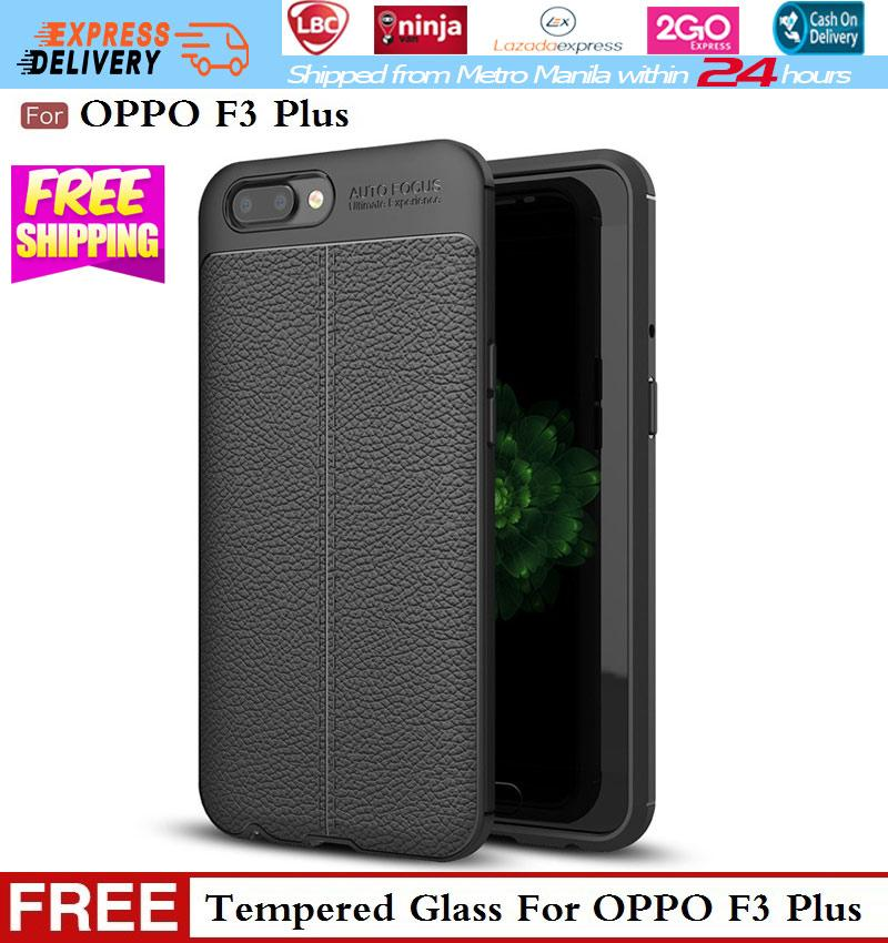finest selection 8d9a3 24ad2 Promotions & Catalogs - ?Free Tempered Glass?OPPO F3 Plus Case OPPO ...