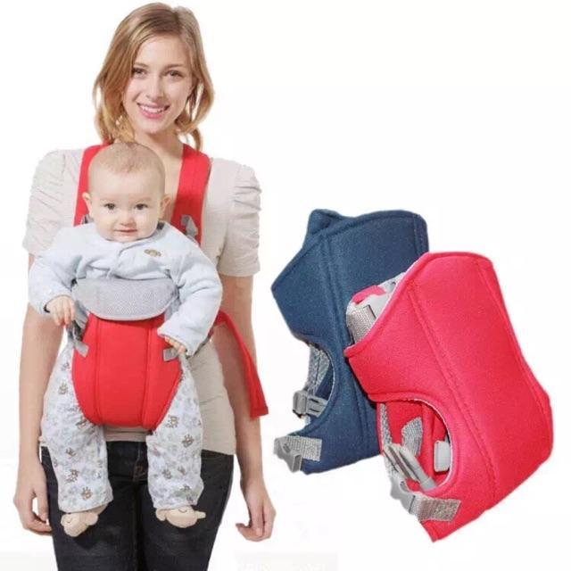 Discount Adjustable Warm Front Back Baby Carrier Comfort Backpack