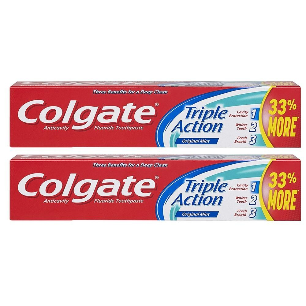 The Price Of Colgate Minions Junior Toothbrush 2 5 Years Old Twin Zig Zag Charcoal 1pc Triple Action Toothpaste Pack 175g Per