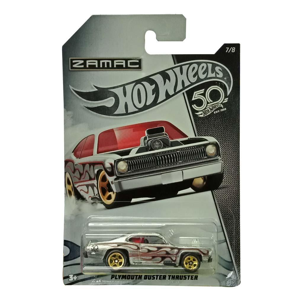Hot Wheels 50th Anniversary Zamac  - Plymouth Duster Thruster