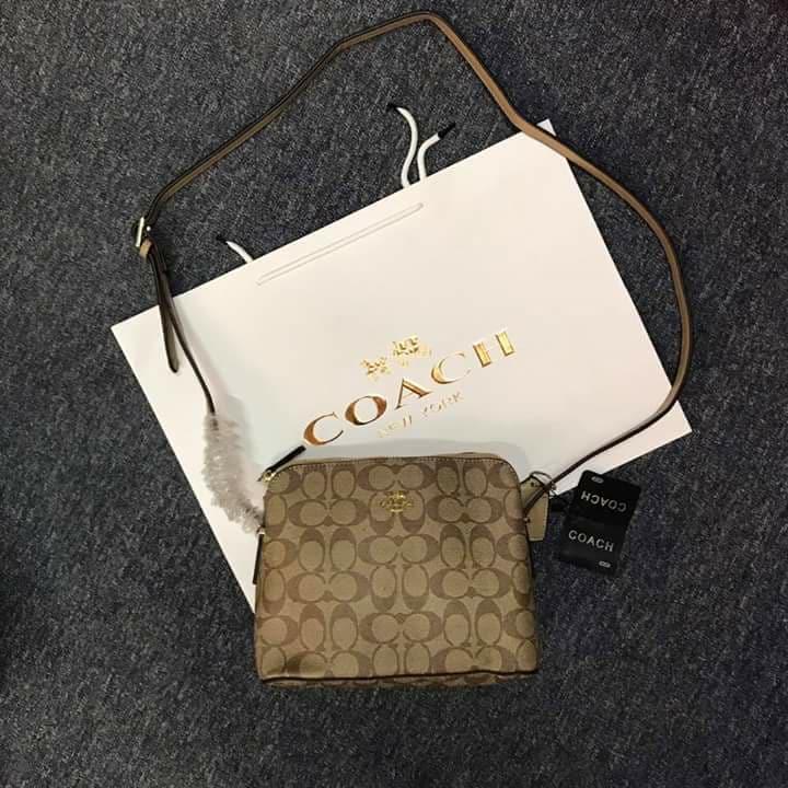 0e8a3f715835 ... australia authentic overrun coach sling bag for women 46df3 06da7