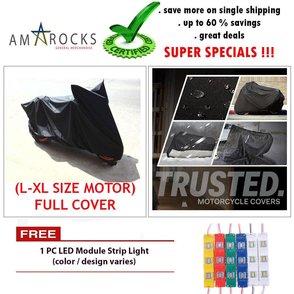 Discount Motorcycle Cover Thick Durable High Quality Waterproof Motor Super Size Xl Dustproof For Honda Xr 200