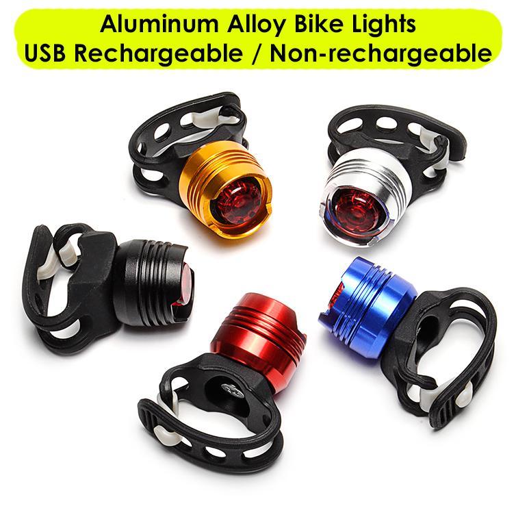 Aluminum Alloy Bike Tail Light