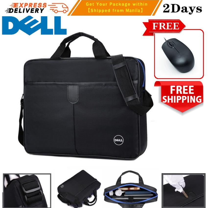 ed934436278 Dell Laptop Bag 14 15 inch Laptop Briefcase Bag Shoulder Bag Women Men  Notebook Sleeve Messenger HandBag Briefcase Carry Bags Laptop Accessories  PC Express ...