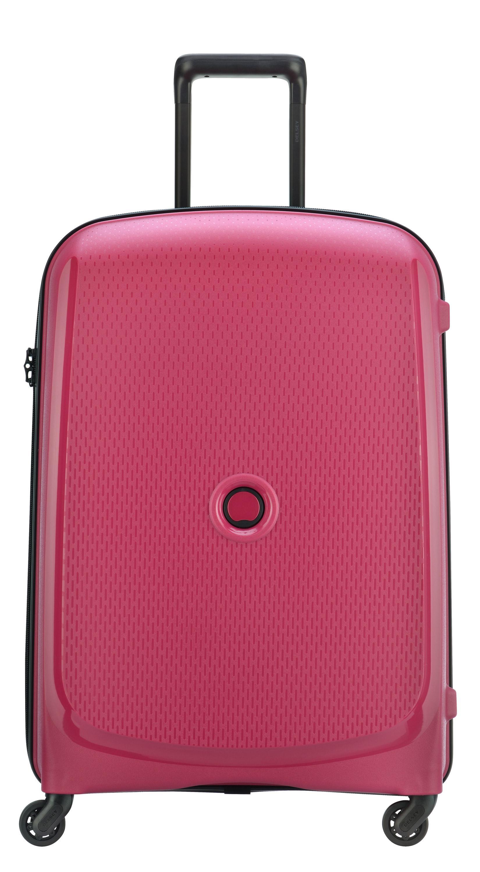 "Delsey Belmont Hard Case 76/28"" Spinner Luggage - Pink | Lazada PH"