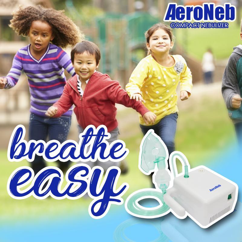 Compare Aeroneb Compact Nebulizer Price Philippines