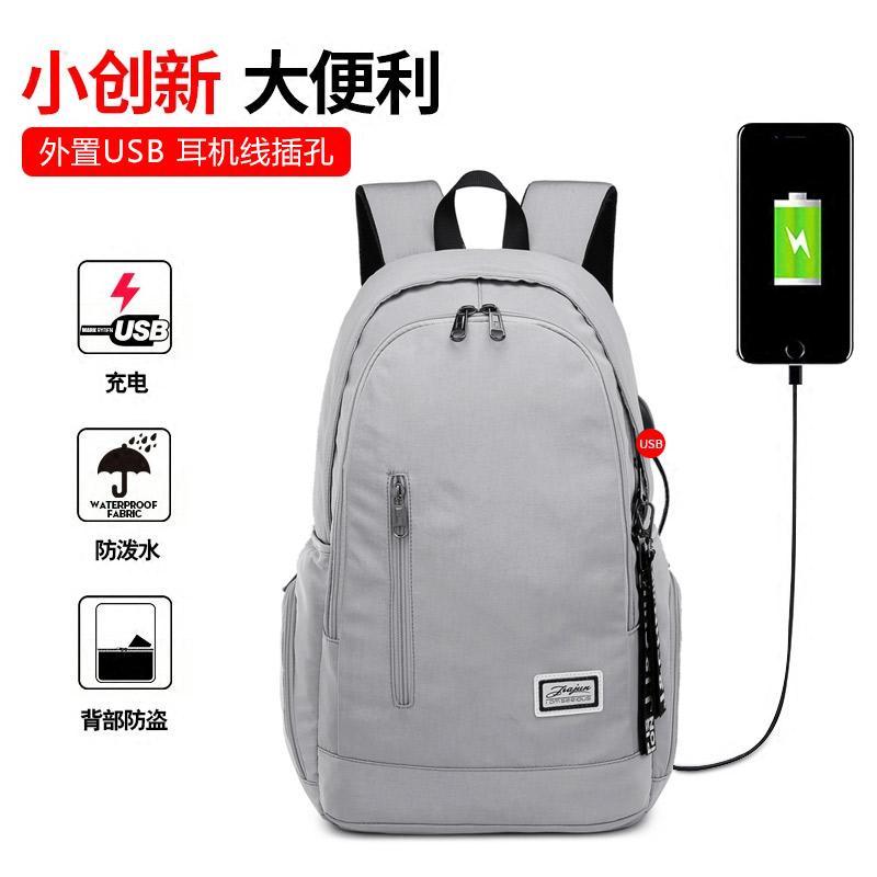 Ulzzang Korean-style women campus high school backpack school bag bags