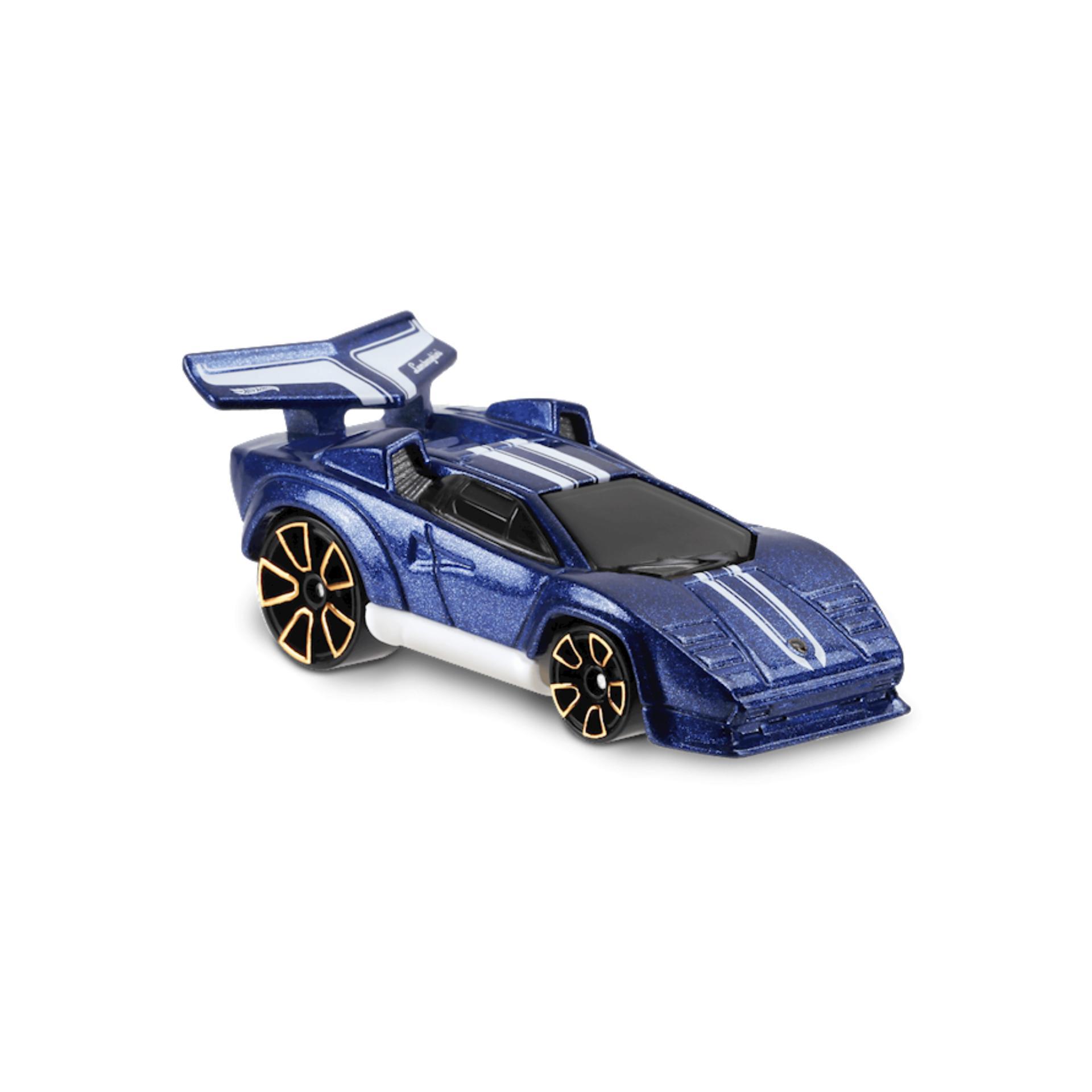 Hot Wheels Basic Car (DC: ADDH) - Lamborgini Countach