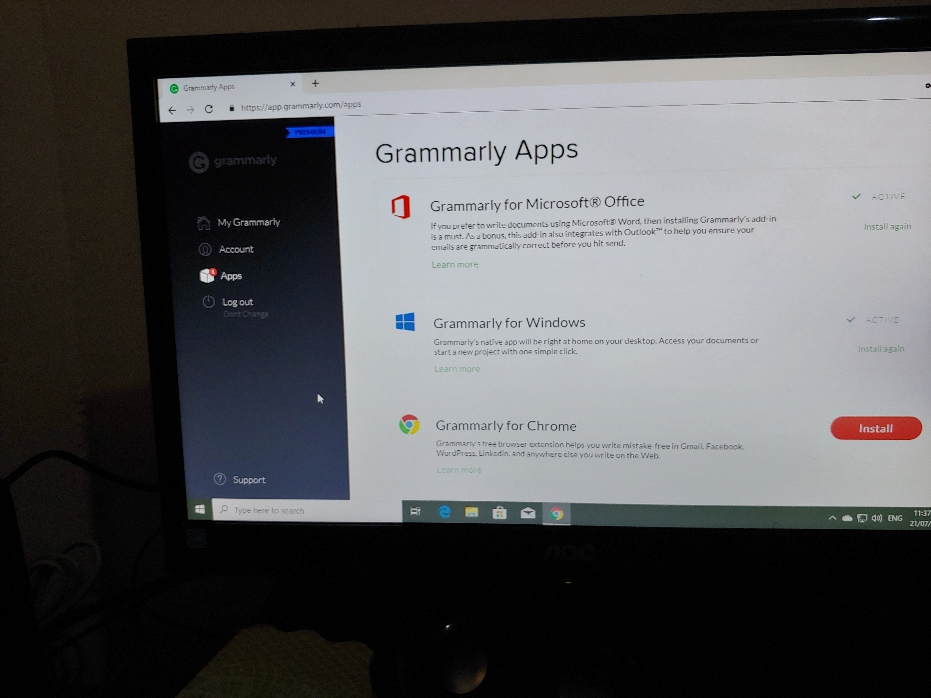 Grammarly Premium - Shared Account - Lifetime Account - Instant Email  Delivery