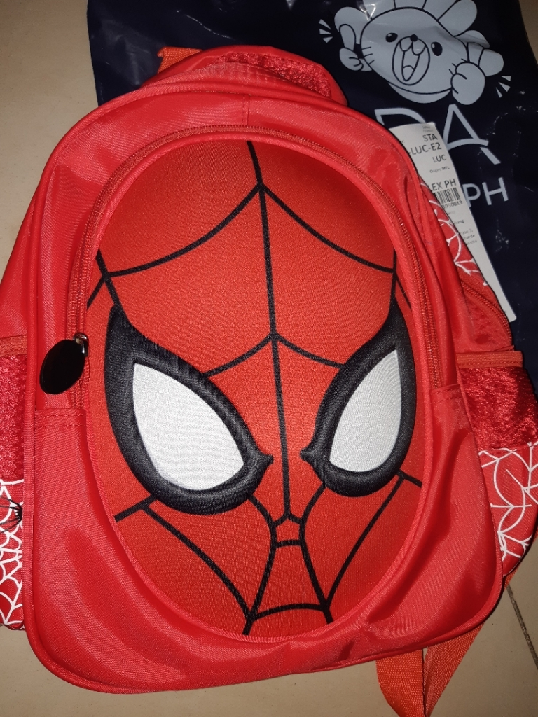 Spider School Bag Boys Backpack Kids Children Cartoon School Bags Baby  Child Backpacks (13 inches)   Lazada PH 9db1e685d4