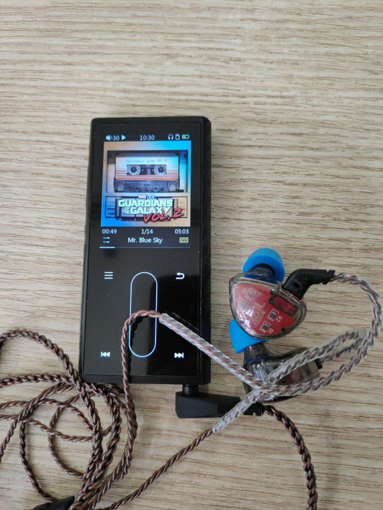 KZ ES4 HiFi Hybrid In-ear Earphone Wired Earbuds with Mic & Free KZ PU Pouch