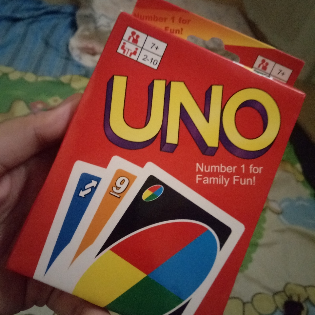 UNO Card Game/ Party Board and Card Games/ Family Fun Game/ Kids and  Adults/ game collection/ party game