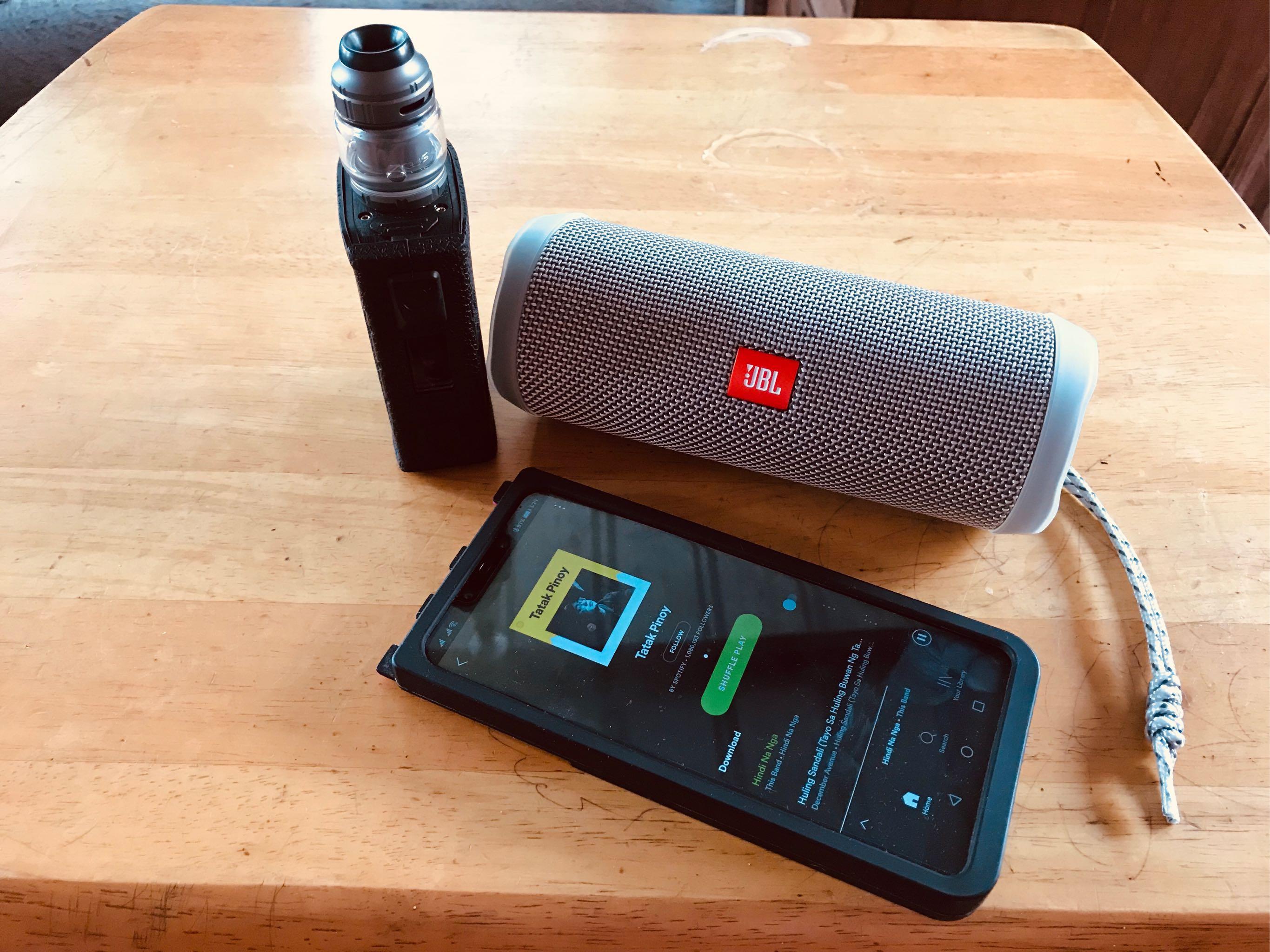 JBL Flip 4 Portable Bluetooth Speaker (Water Proof )