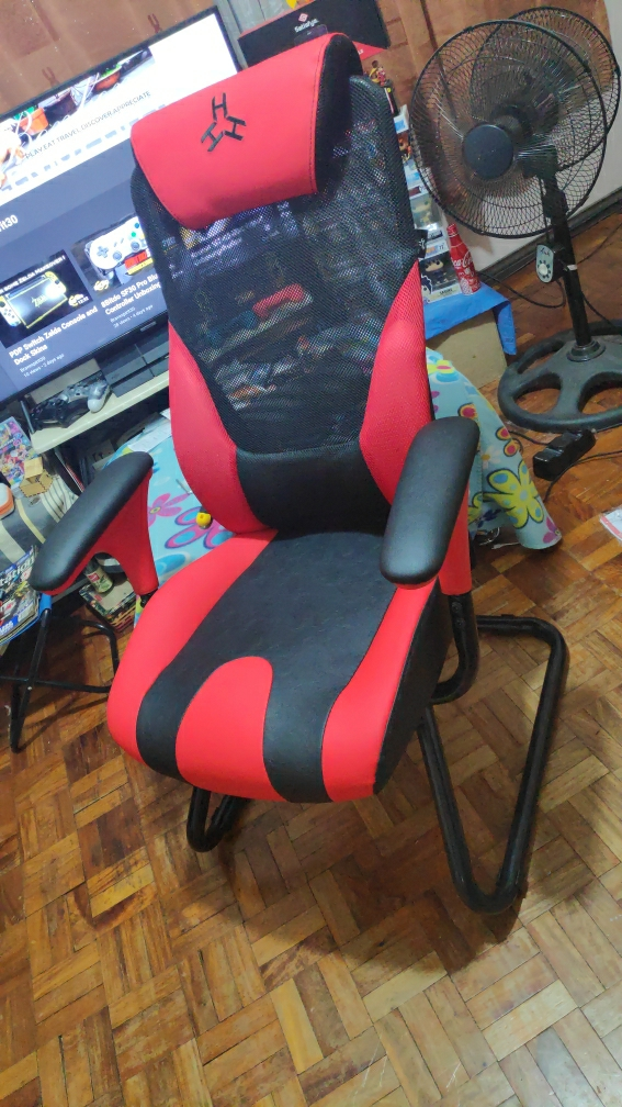 Sensational Rakk Alo Gaming Chair Red Ergonomic Chair Best Seller For Icafe And Esports Affordable Gaming Chair With Headrest Foam And S Curved Rakk Gears Camellatalisay Diy Chair Ideas Camellatalisaycom