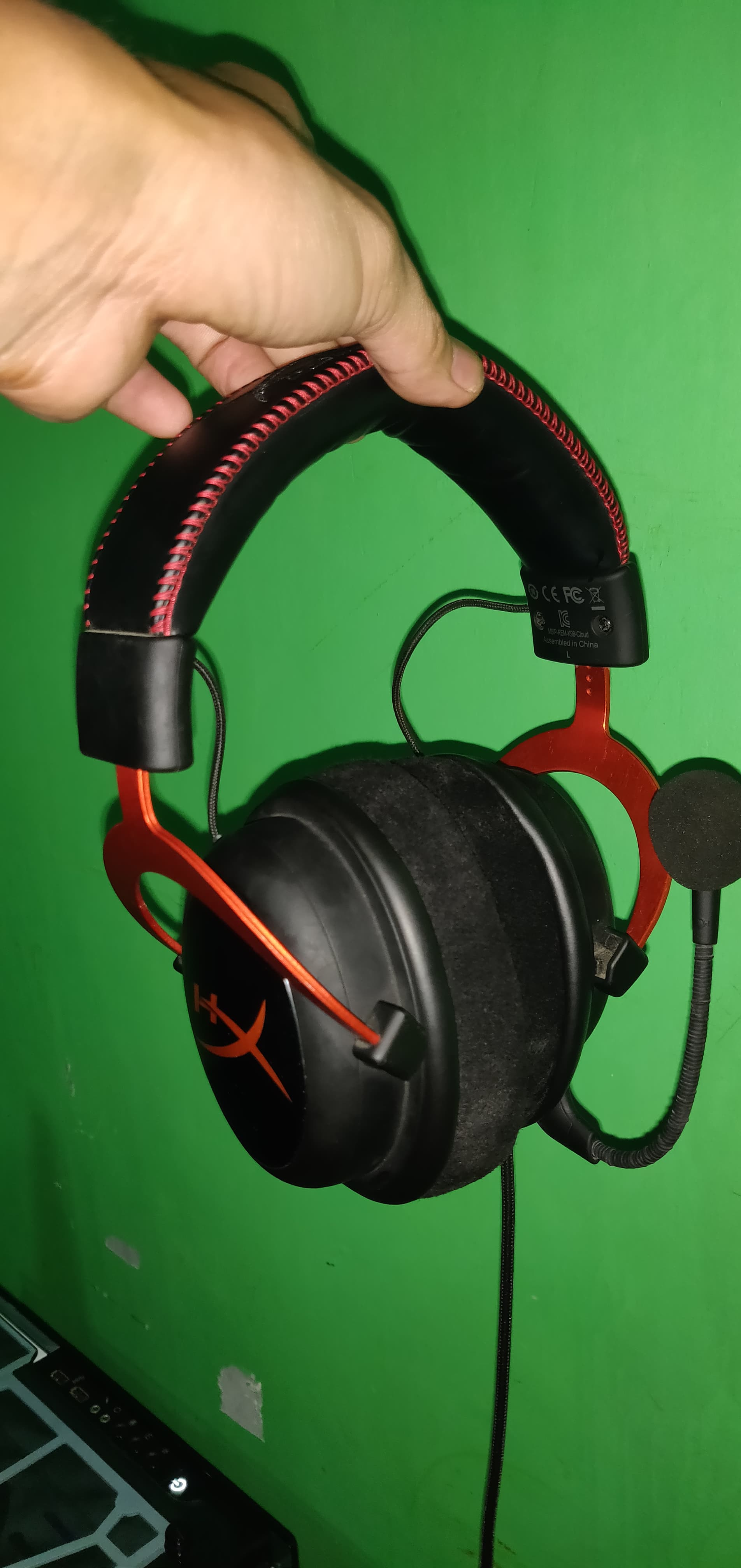 misodiko [Upgraded Large Comfy] Replacement Headphones Ear Pads Earpads  Cushions Kit -Brainwavz HM5/ ATH M50x MSR7 M40x M30x M70x/ HD280 Pro HD380