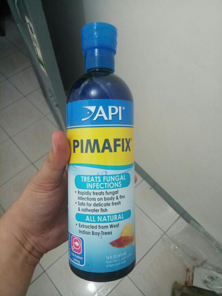 API Pimafix 16oz 473ml Treats Fungal Infection