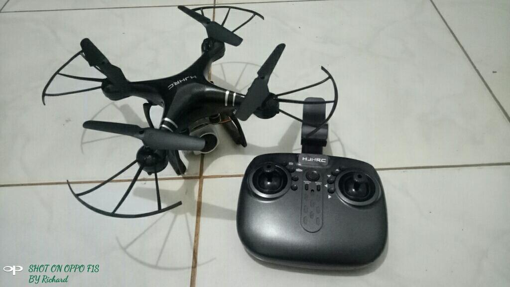 HJ14W Wi-Fi Remote Control Aerial Photography Drone HD Camera 200W Pixel  UAV Gift Toy
