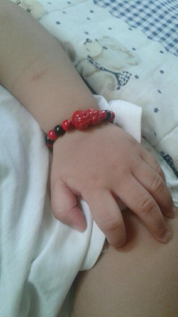 06af45ecd Lucky Charm Money JAR Anti Usog bracelet for Baby and Kids unisex design  With Free Pouch | Lazada PH