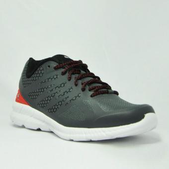 fila running shoes for girls. fila men\u0027s running shoes memory speedstride (grey/red/white) for girls s